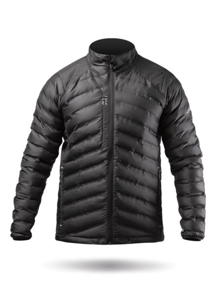 Mens Black Cell Insulated Jacket