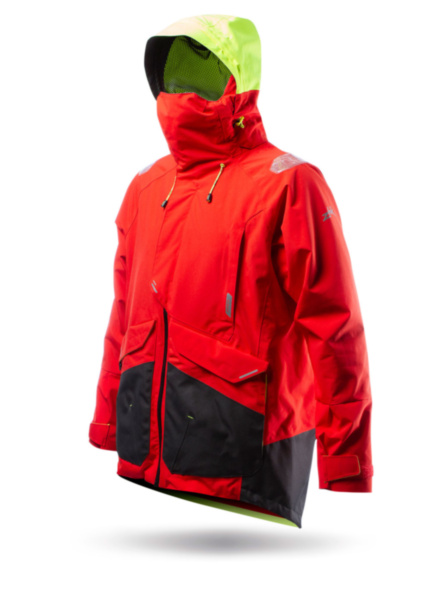 Mens Red Apex Jacket-XSS
