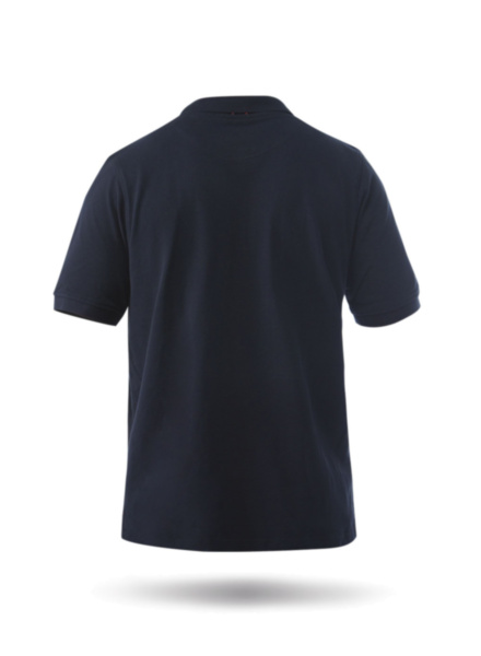 Mens Classic Cotton Polo-NV-XS