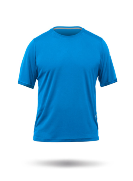 Mens Zhikdry Lt Short Sleeve Top-CY-XS