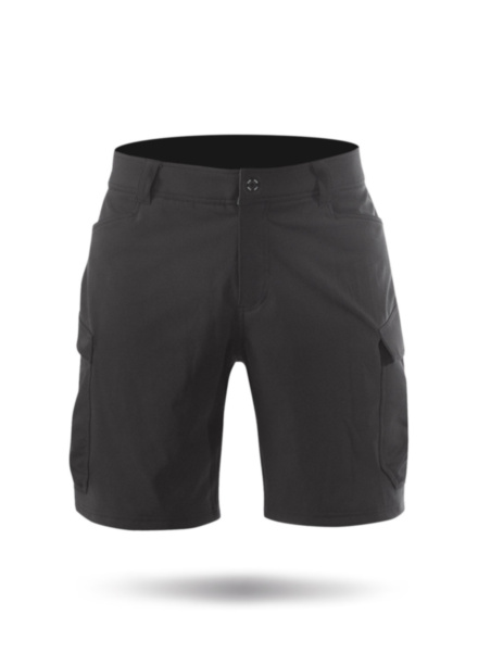 Mens Harbour Shorts-BLK-028