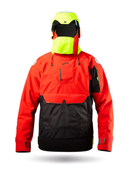 Flame Red OFS800 Smock-MMM