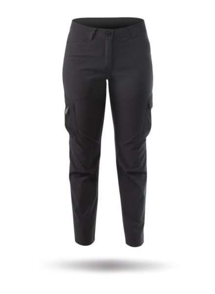 Womens Harbour Pants-BLK-008