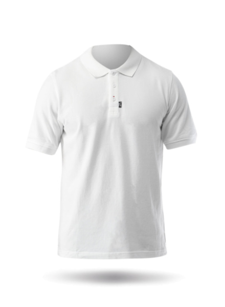 Mens Classic Cotton Polo-WT-XS