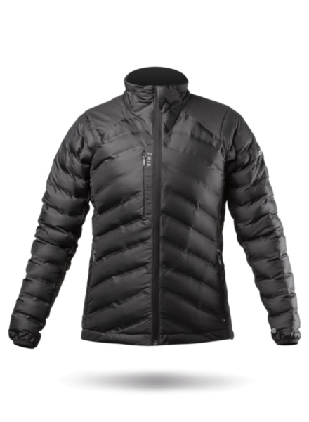Womens Black Cell Insulated Jacket