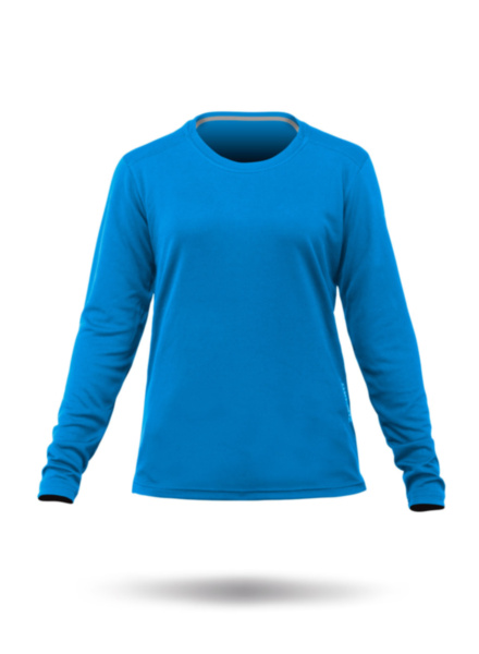 Womens Zhikdry Lt Long Sleeve Top-CY-M
