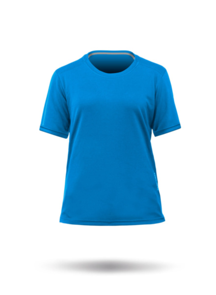 Womens Zhikdry Lt Short Sleeve Top-CY-XS
