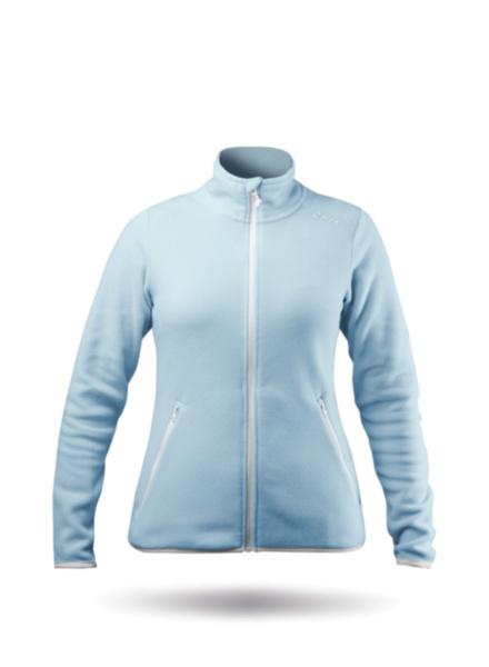 Womens Ice Full Zip Fleece Jacket-XSS