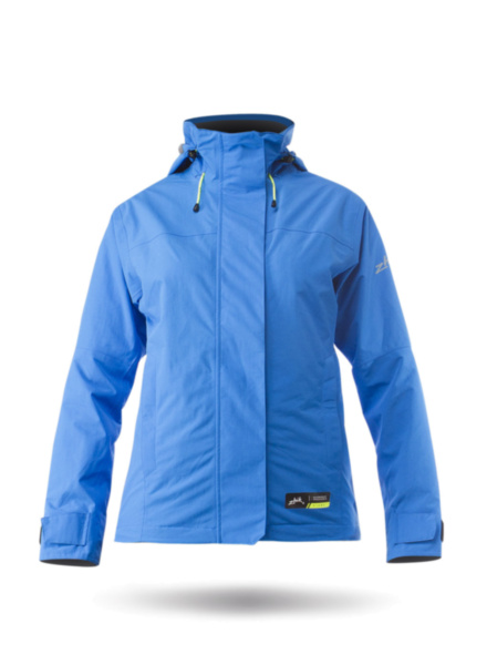 Womens Cyan Kiama Jacket-XL