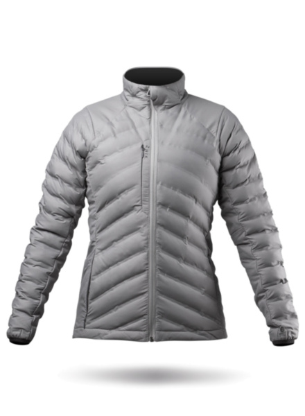 Womens Platinum Cell Insulated Jacket