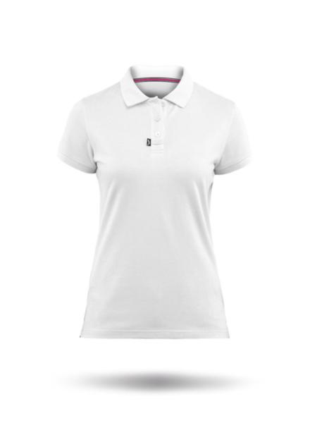 Womens Classic Cotton Polo-WT-XS