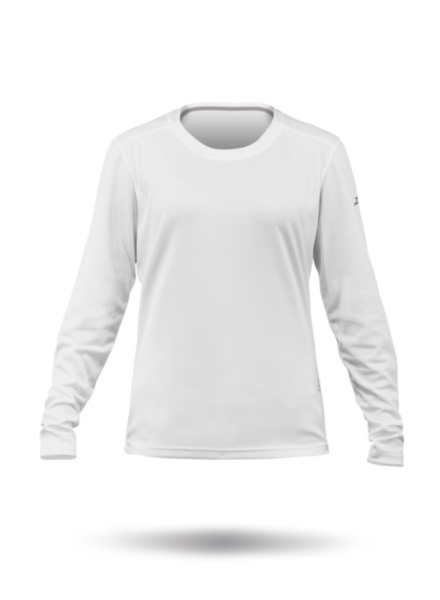 Womens Zhikdry Lt Long Sleeve Top-WT-XS