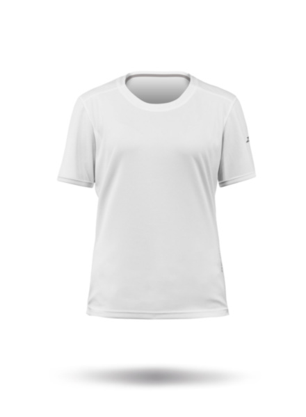 Womens Zhikdry Lt Short Sleeve Top-WT-XS