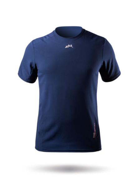 Mens Short Sleeve XWR Top - Steel Blue-SSS