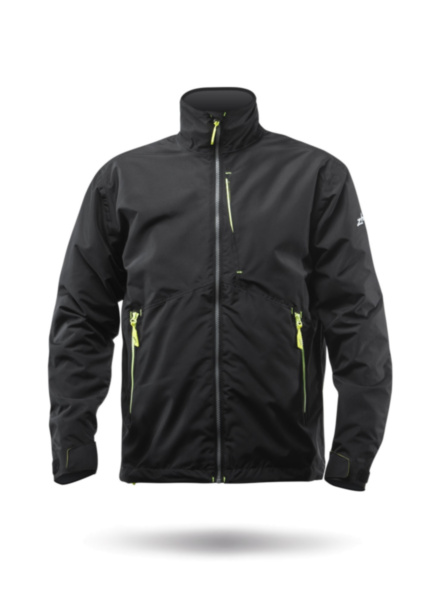 Mens Z-Cru Jacket - Black-XSS