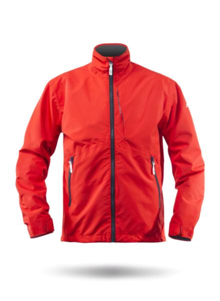 Mens Z-Cru Jacket - Flame Red-XSS
