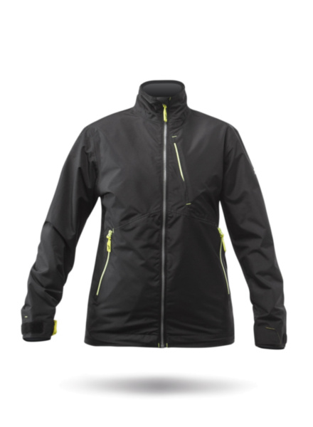 Womens Z-Cru Jacket - Black-XSS