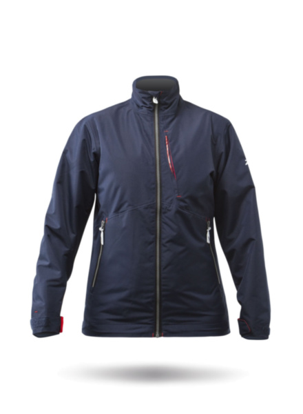 Womens Z-Cru Jacket - Navy-XSS