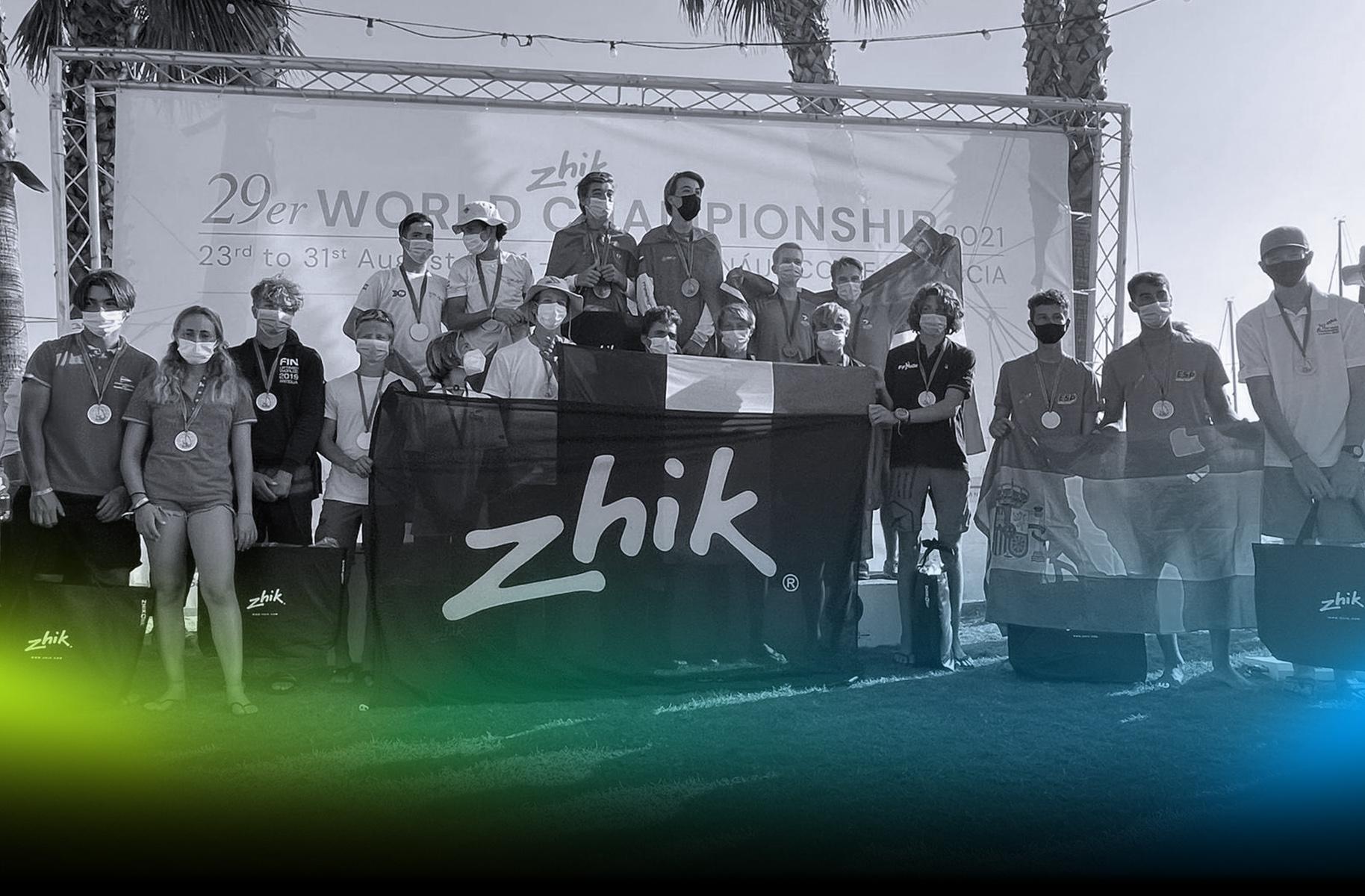 2021 Zhik 29er World Champions Crowned
