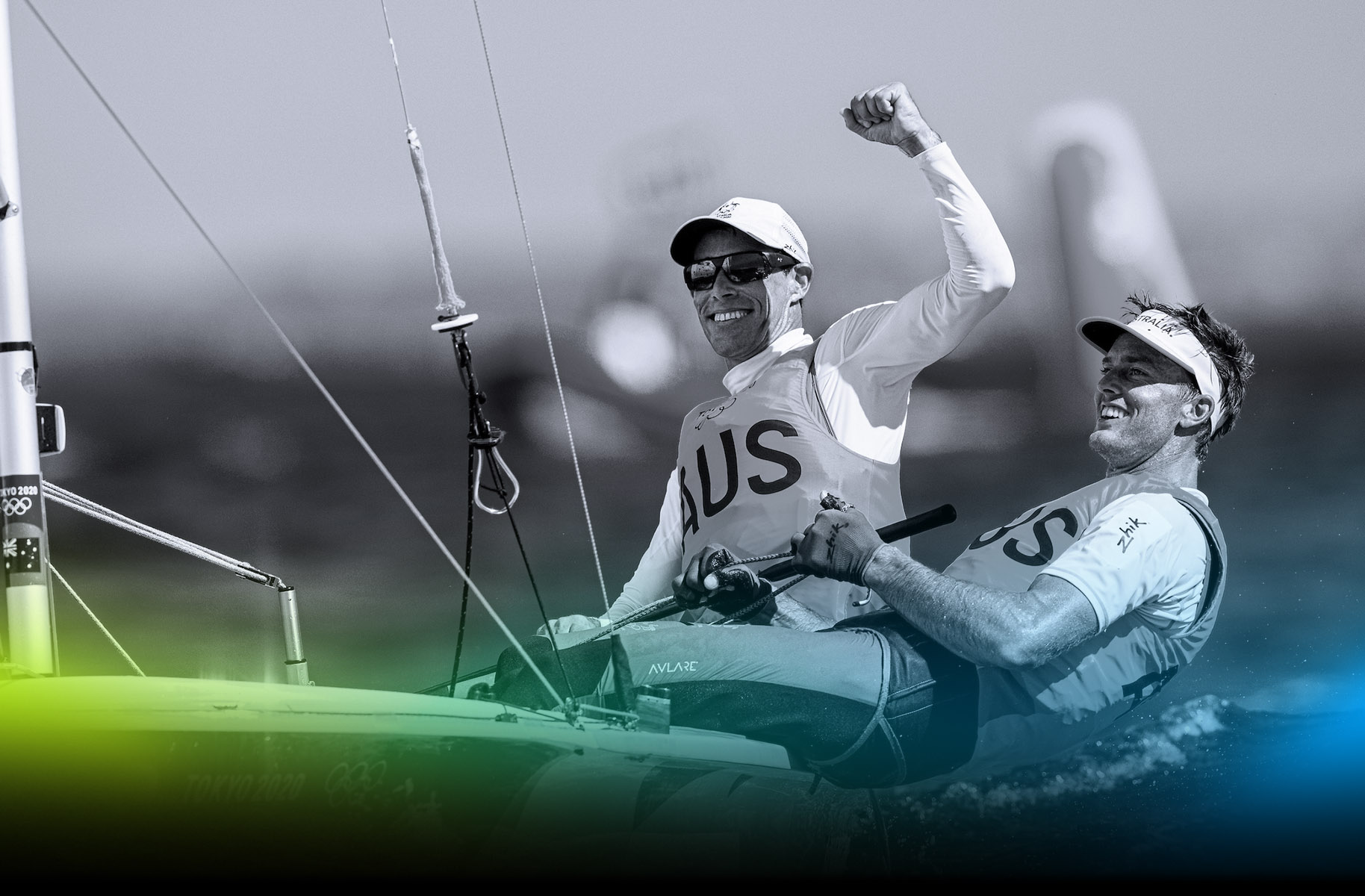 Multiple Olympic medallist Mat Belcher joins Zhik Board